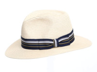 526bdfe6178585 Trent Braid Packable with Stripe Band · Summer Hats