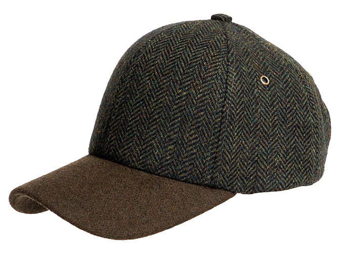 9106f42e20b Related Products. Tweed Baseball Cap GR99